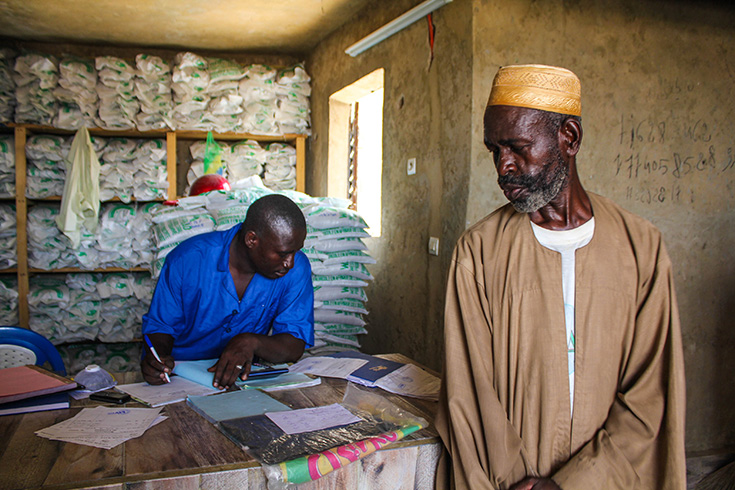 Seeding Hope for Smallholder Farmers in Senegal
